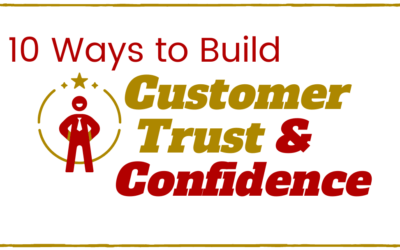 10 Ways to Build Customer Trust and Confidence in Manufacturing
